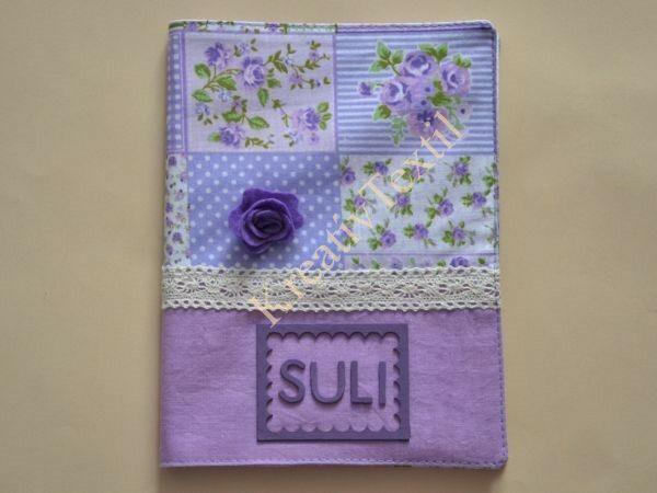 Textil borító