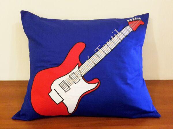 gitáros párnahuzat