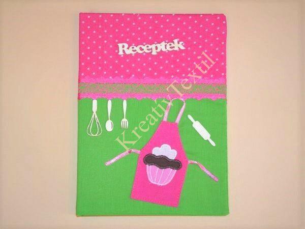Textil receptkönyv