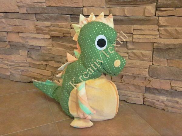 Pizsamafaló sárkány