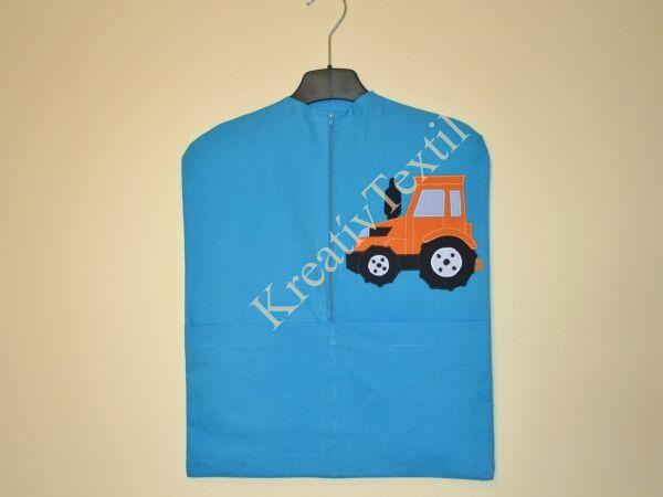 Traktoros óvodai/iskolai zsák