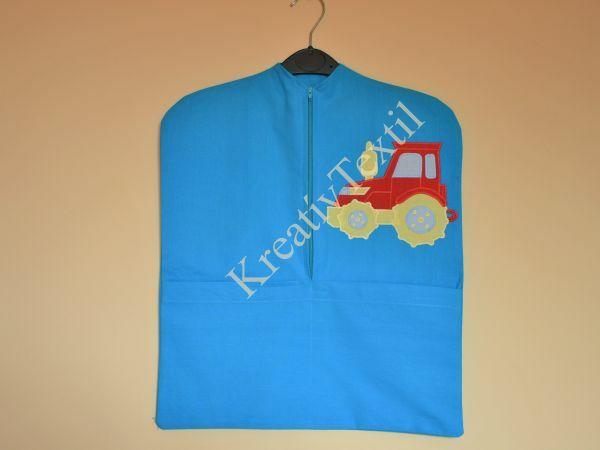 Traktoros óvodai/iskolai zsák_kisebb