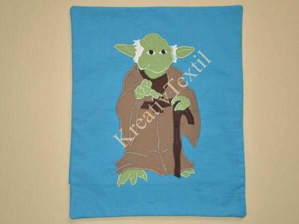 Yoda párnahuzat